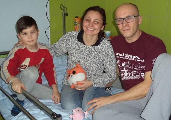 Rodzina Marcina