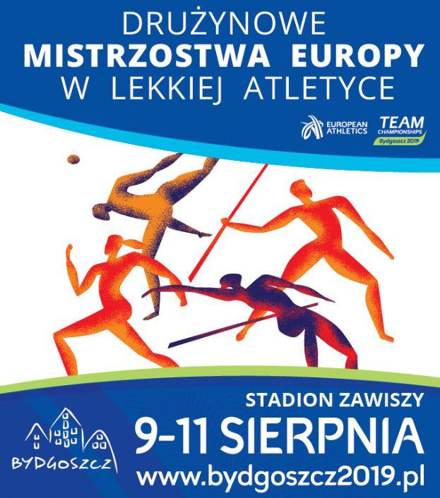 Drużynowe Mistrzostwa Europy w Lekkiej Atletyce Bydgoszcz 2019
