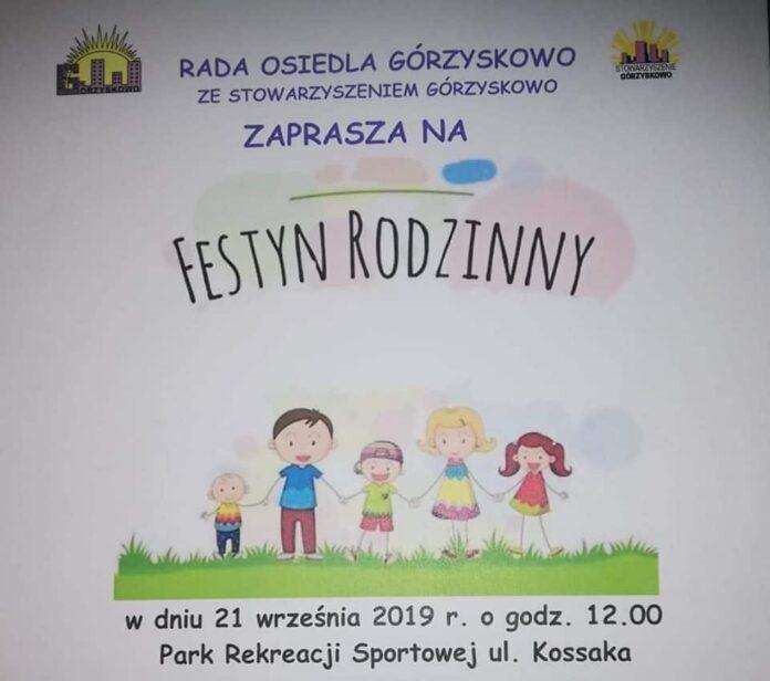 Festyn Rodzinny Górzyskowo 2019