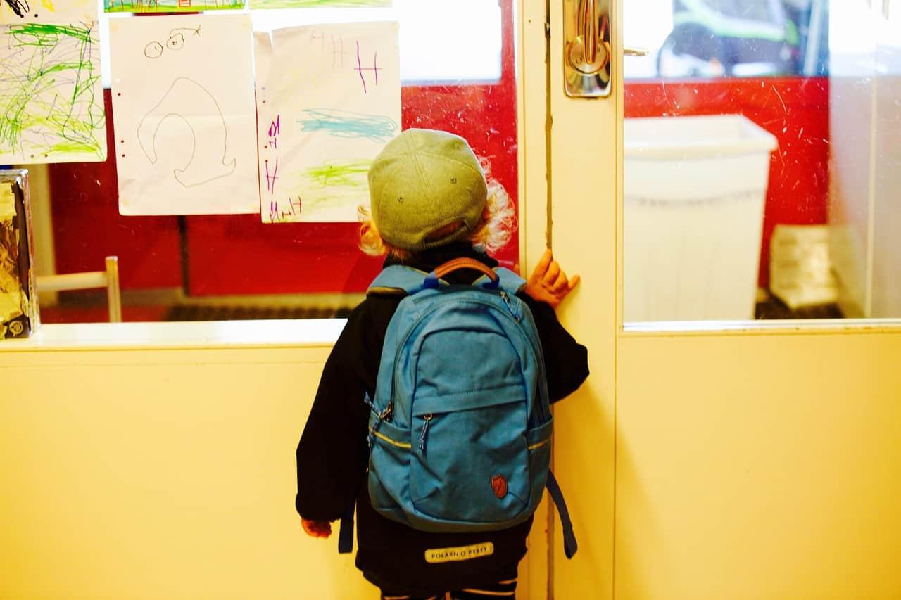 Powrót do szkoły - tornister