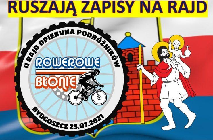 Rowerowe Błonie - 2 Rajd Opiekuna Podróżników