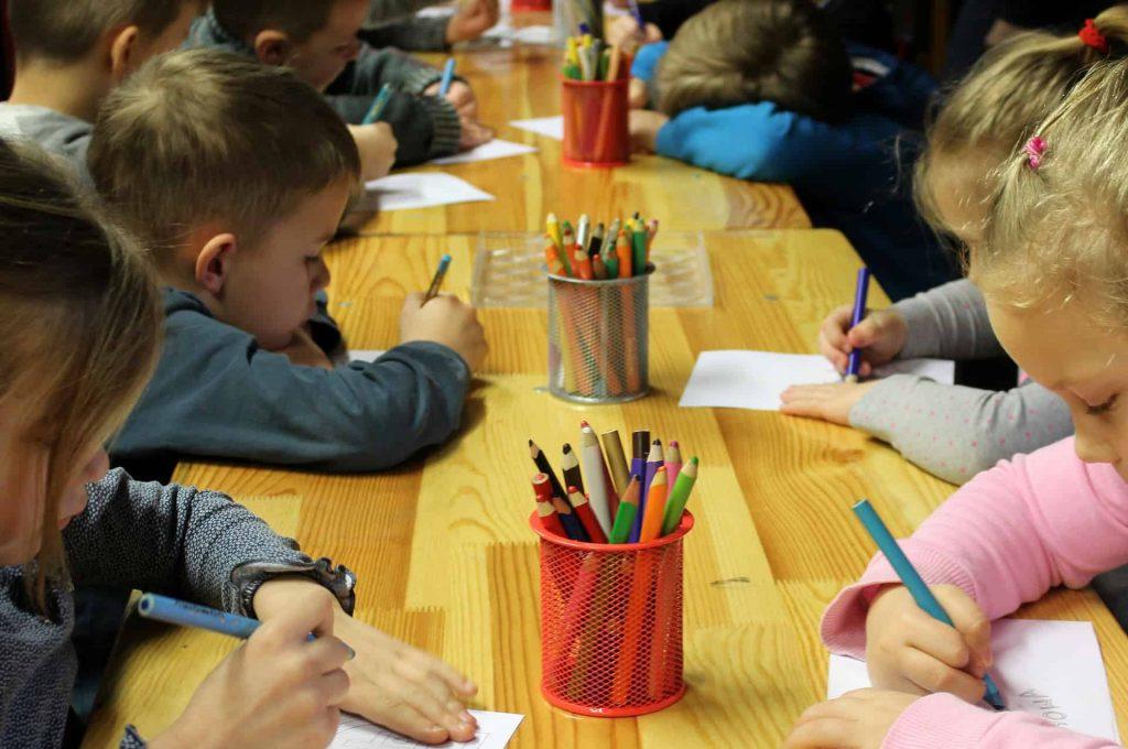 Rok szkolny 2021/22 w przedszkolu