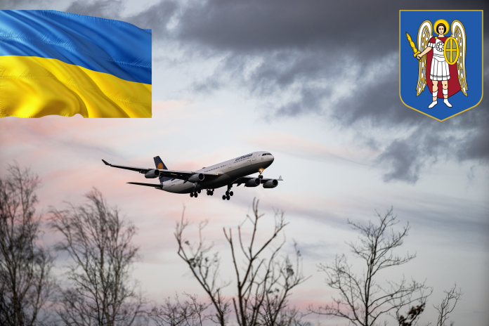 Loty z Bydgoszczy do Kijowa