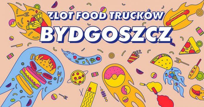 Zlot foodtrucków w Bydgoszczy